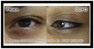 costo trucco permanente occhi